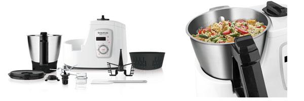 El nuevo robot de cocina taurus robot cuisine electroimagen for Robot de cocina taurus master cuisine