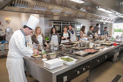 Siemens colabora con las escuelas de cocina innovation - Escuela de cocina ...