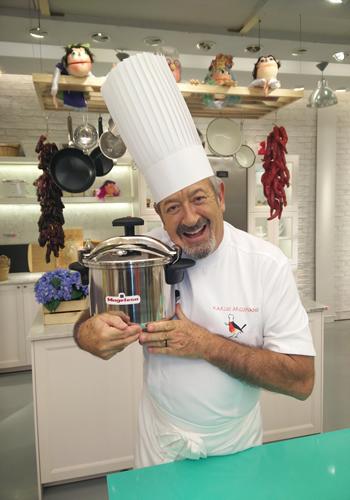 Cocina De Carlos Arguiñano | Karlos Arguinano Cocina Con Magefesa Electroimagen