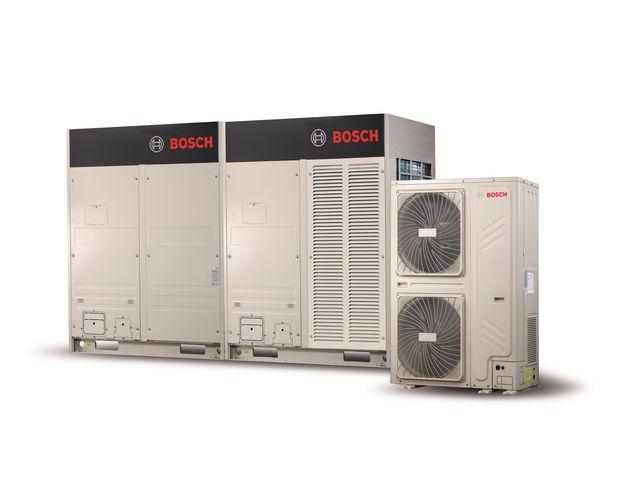 Bosch entra en el mercado del aire acondicionado en espa a con el sistema 5000 vrf electroimagen - Oficinas bosch madrid ...