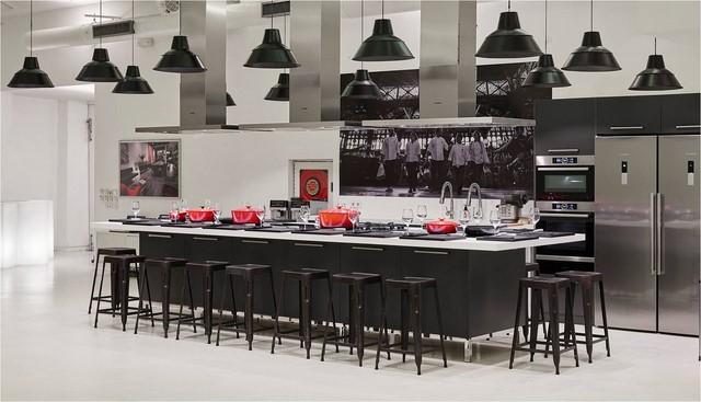 Kitchen Club ya cocina con electrodomésticos Bosch