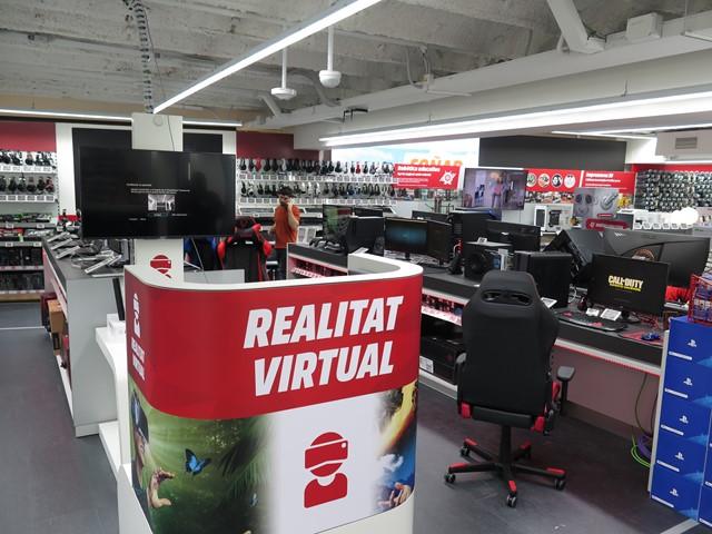Media Markt inaugura este jueves su nueva tienda de Plaza Cataluña ... 6be0b0be76b