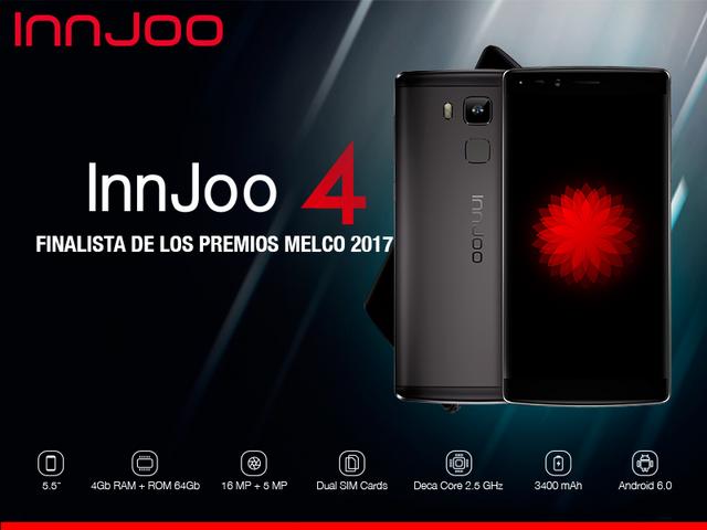 InnJoo, finalista en los Premios Melco por segundo año consecutivo - Electroimagen