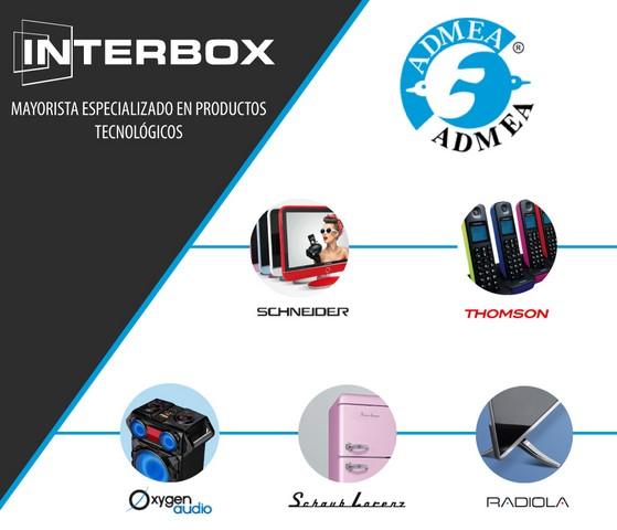 Grupo Admea confirma su alianza en exclusiva con Interbox - Electroimagen