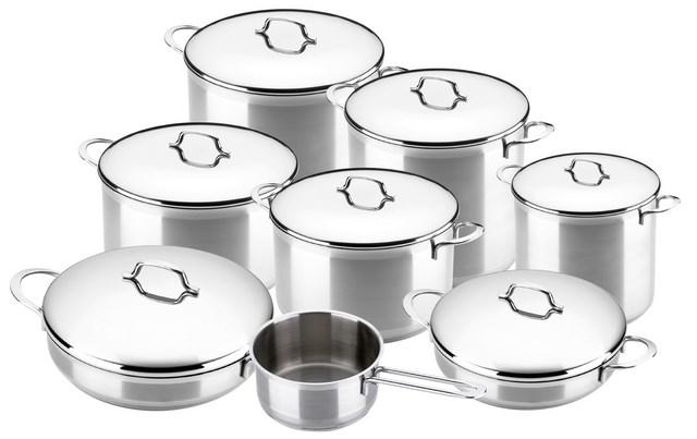 Bateria Cocina Magefesa   Magefesa Amplia Su Coleccion De Baterias De Cocina De Acero